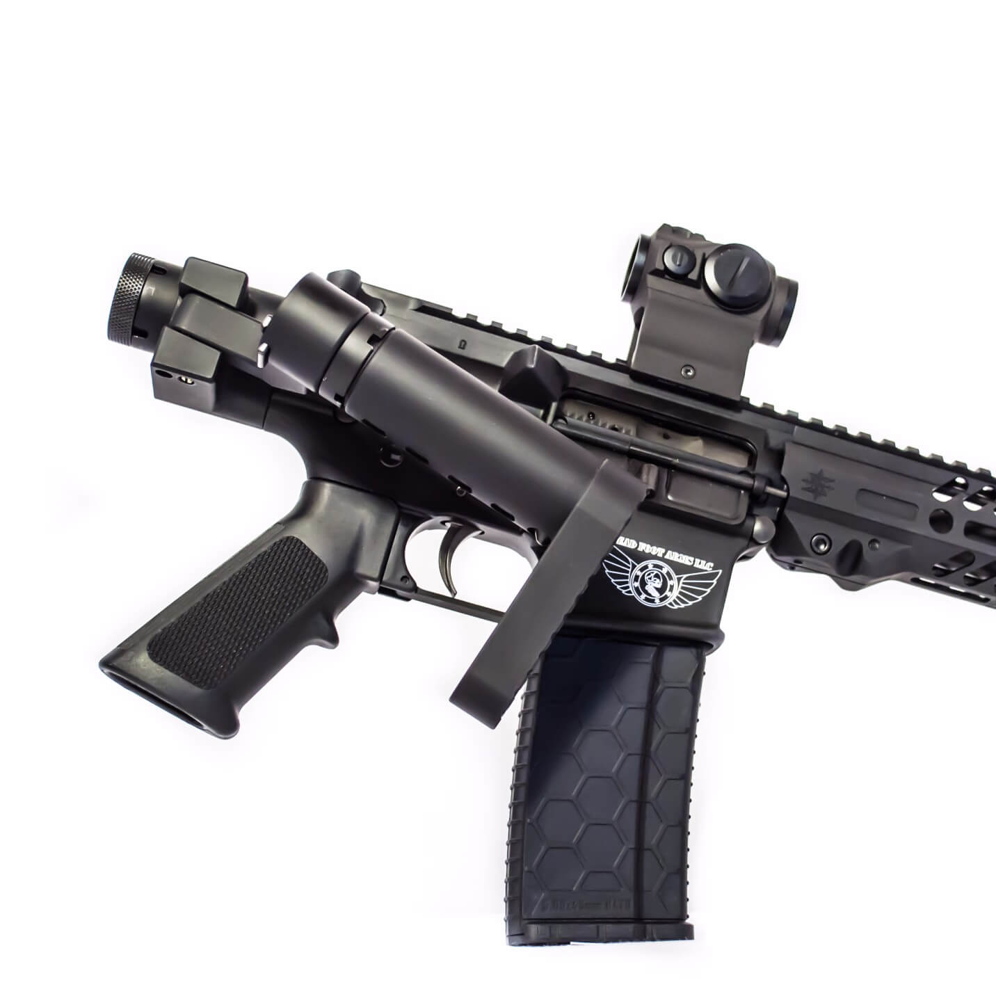 Dead Foot Arms Triggrcon Firearms Convention